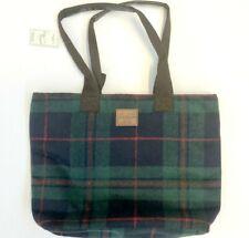 Tweed Green Handbag by Celtic Weavers