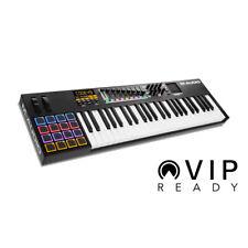 M-audio Code 49 - controlador MIDI USB con 49 teclas 16 pads y Con(49 teclas)