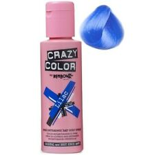 Crazy Colour Semi Permanent Hair Dye 100ml All Colours