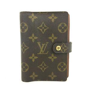 Louis Vuitton Monogram Agenda PM Notebook Cover /82797