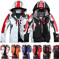 Men's Winter Waterproof Outdoor Coat Ski Suit Jacket snowboard Clothing Warm Hot