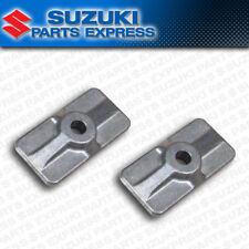 NEW 1986 - 2003 SUZUKI RM 80 85 85L SWINGARM CHAIN ADJUSTER PLATES 61421-02B0V