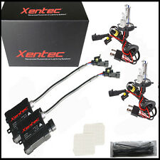 Xentec HID KIT SLIM Xenon 9003 H4 Hi-Lo 10000K Deep Blue Beam Conversion Light