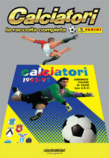 Album Panini Fußballer La Collection Vollständige 1992-93 1993 Blatt Dello Sport