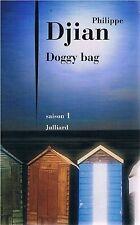 PHILIPPE DJIAN DOGGY BAG + PARIS POSTER GUIDE