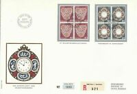 Switzerland Large Prestige 1976 Europa CEPT Crafts FDC Stamps Cover Ref 26295