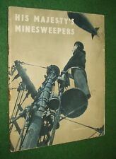 HMSO BOOK HIS MAJESTY`S MINESWEEPERS [68]