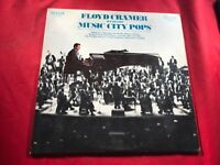 C-98 FLOYD CRAMER WITH THE MUSIC CITY POPS ............. LSP-4364
