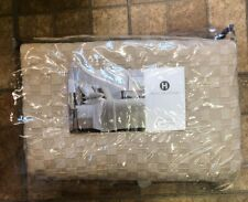 Hotel Collection Diamond Embroidered Quilted King Coverlet MSRP $420.00