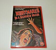 Nightmares in a Damaged Brain 5037899064160 With Baird Stafford DVD Region 2