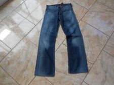 H0940 Levis 512 Bootcut Jeans W29 Dunkelblau ohne Muster