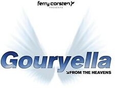 From The Heavens - Gouryella (2017, CD NEW)