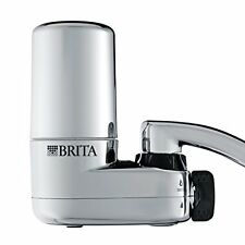 Best Faucet Water Filter System for Sink Home Camping Brita Portable Tap Chrome