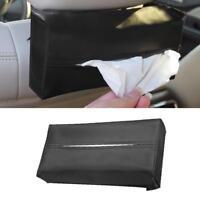Auto NEU Tücherbox Leder Tissuebox Taschentuchspender Kosmetiktücherbox Papie