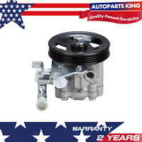 Power Steering Pump for 95-04 Nissan Maxima Infiniti I30 Direct Fit w/ Pulley