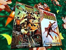 Marvel Zombies & Destroy x2 lot NM Trade Paperback TPB Graphic Novel 2010 2012