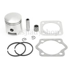 Motorized Piston Cylinder Gasket Rings Kit For 2 Stroke 80cc Engine Motor Bike
