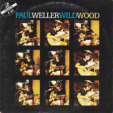 CD CARTONNE CARDSLEEVE 2T PAUL WELLER WILD WOOD DE 1993 FRANCE