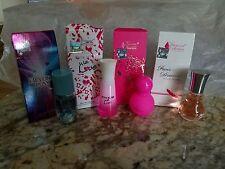 lot of 4 mini perfume impression of Beyonce NYC PINK BLUSH NADIAS TEMPTATION