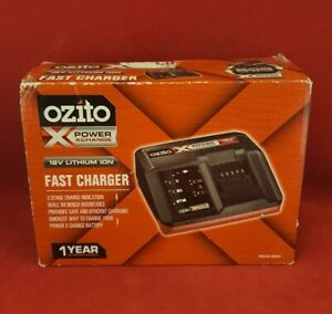 Ozito 18v Power Xchange Lithium Ion Fast Battery Charger  PXCG-030U  BRAND NEW
