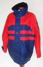 HELLY HANSEN Unisex Storm Jacket Sz S: Mens 46-48 Wmns 40-42 ROOMY High Vis RED