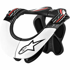 Black Motorcycle Neck Guards & Supports