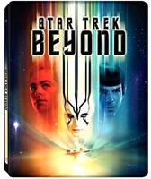 STAR TREK BEYOND - STEELBOOK EDITION (BLU-RAY) EDIZIONE LIMITATA, CHRIS PINE