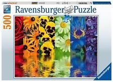 RAVENSBURGER*PUZZLE*500 TEILE*FLORAL REFLECTIONS*RARITÄT*OVP