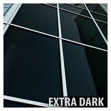 BDF NA05 Window Film Privacy and Sun Control N05, Black (Very Dark)
