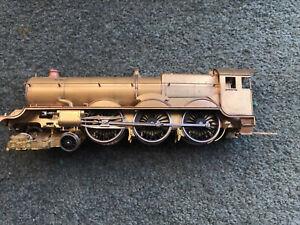 Brass Model Railway Engine - Fulgurex 92