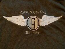 Gibson guitar t shirt