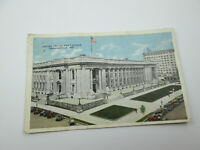 Vintage 1914 United States Post Office Indianapolis Indiana Used Posted