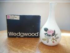 Wedgwood Hathaway Rose bone china bud vase original box