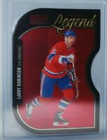 2014-15 O-Pee-Chee Platinum Legends Die-Cuts #LS-13 Larry Robinson Montreal