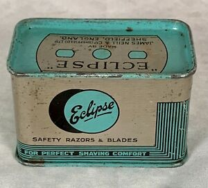 ECLIPSE RAZOR BLADE BANK – ENGLAND FROM THE LESTER DEQUAINE COLLECTION