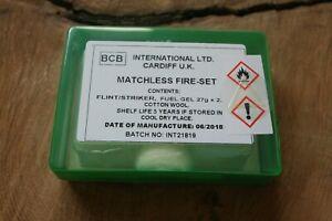Bushcraft BCB Matchless Fire Starting Set