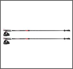 Leki Nordic Walking Stöcke, SPIN, Länge 100 bis 130 cm verstellbar