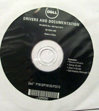 Dell Drivers and Documentation CD