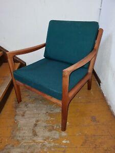 Teak Sessel - Ole Wanscher for France & Son Model 116 Denmark Easy Teak Chair