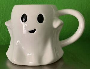 Ghost Mug Stoneware from Threshold Target Halloween 10 oz SHIPS FAST 👻