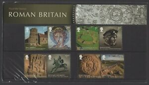 2020  Roman Britain Presentation Pack 587 - Ref:5613