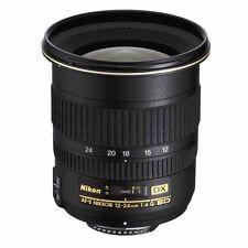 Nikon Af-s 12-24mm F4 G DX If-ed Lens for Landscape Photography