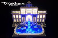 LED Lighting kit for LEGO ® 21020 Architecture Trevi Fountain LED Lighting Kit