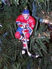 saku KOIVU montreal CANADIENS hockey NHL xmas ornament TREE holiday #11 jersey