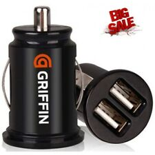 2 Port Dual Twin USB Car charger cigarette lighter adapter iPhone,Samsung Huawei