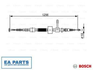 Cable, parking brake for ALFA ROMEO BOSCH 1987477622