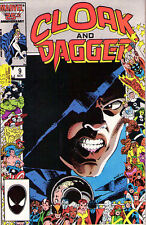 CLOAK AND DAGGER #9 (1985) - Back Issue
