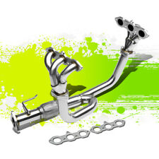 FOR 98-02 ACCORD 3.0L J30A1 V6 2/4-DR 6-2-1 RACING/PERFORMANCE EXHAUST HEADER