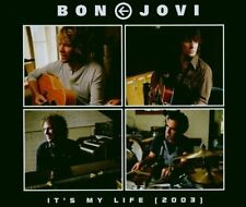 Bon Jovi It's my life 2003 [Maxi-CD]