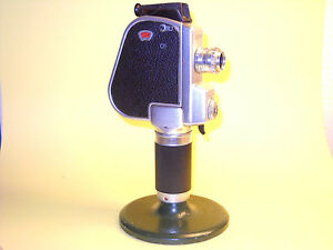 Gevaert Carena - 8mm camera in good cosmetic condition...